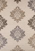 United Weavers - Townshend Rug Collection -SOUFFLE CREAM (401-01890)