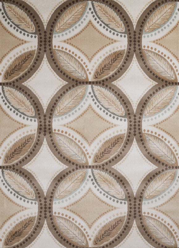 United Weavers - Nouveau Rug Collection -  SAVONA BEIGE (421 10326)