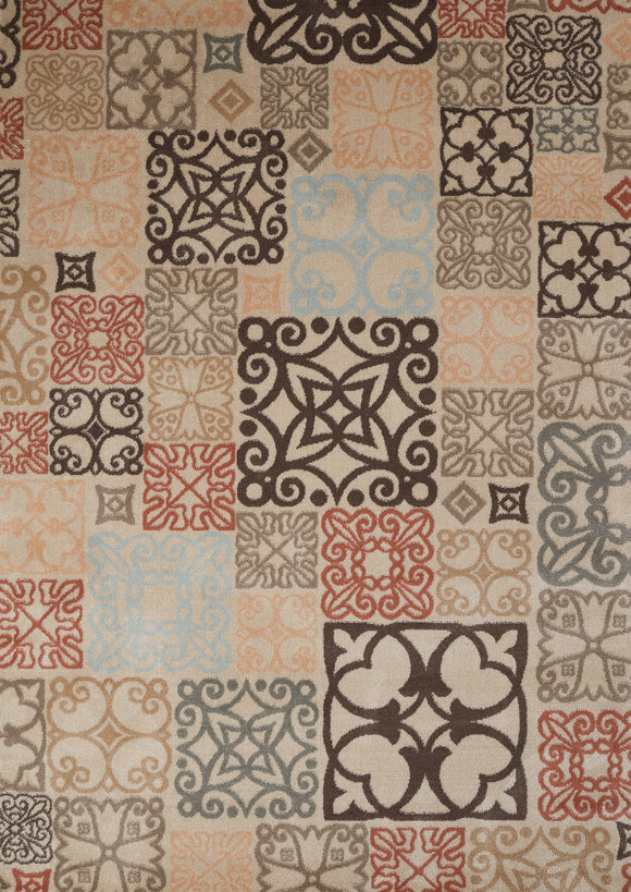 United Weavers - Nouveau Rug Collection - BISTRO MULTI (421 10875)