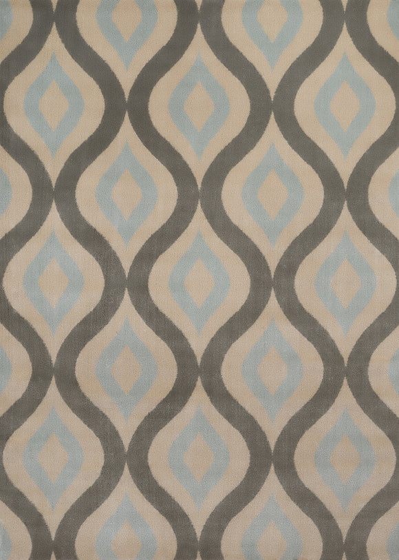 United Weavers - Nouveau Rug Collection -SATIN GLIDE SAGE (421 11147)