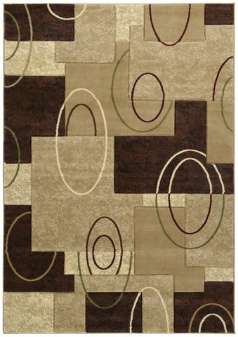 United Weavers - Contours Rug Collection - CHA CHA BEIGE (510-20526)