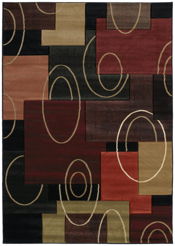 United Weavers - Contours Rug Collection - CHA CHA ONYX (510-20576)