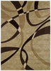 United Weavers - Contours Rug Collection - LA-CHIC CHOCOLATE  (510-21351)