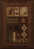 United Weavers - Contours Rug Collection - CABIN CHALET TOFFEE (510-27559)