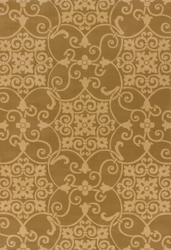 United Weavers - Contours Rug Collection - JULEP BEIGE (510-28726)
