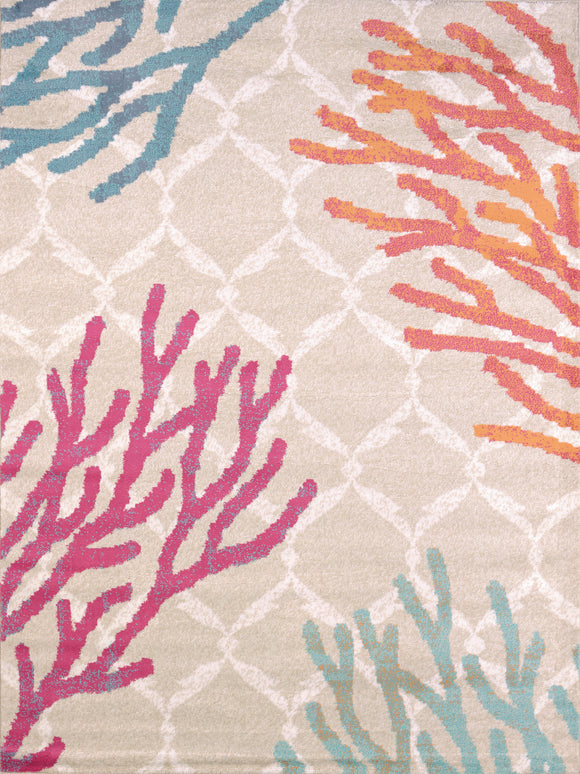 United Weavers - Regional Concepts Rug Collection - TROPICAL REEF (541-50389)