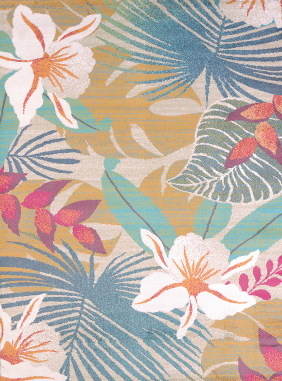 United Weavers - Regional Concepts Rug Collection - FLOWER JUNGLE (541-50589)