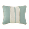 FB1611P5 -  Linen Stripe Rectangle Pillow
