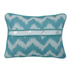 FB3930P2  Catalina Oblong Chevron Print Pillow