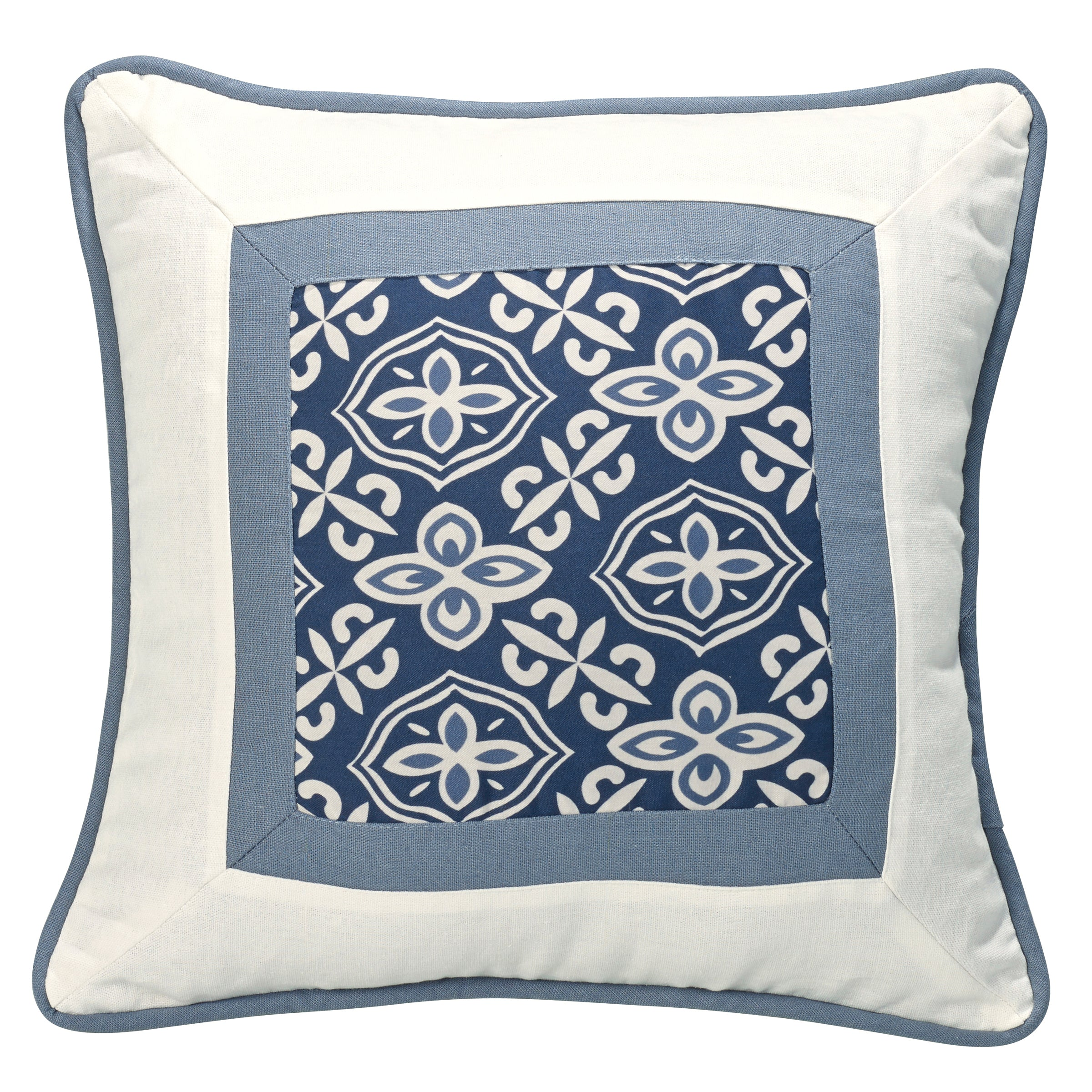 FB3970P4  Monterrey Print Pillow