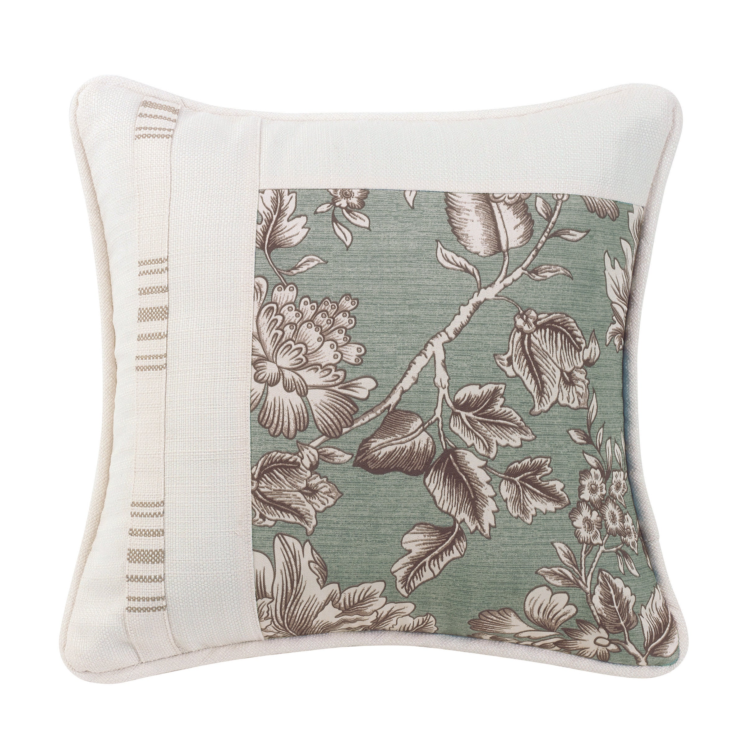 FB4160P1  Gramercy Square Pillow