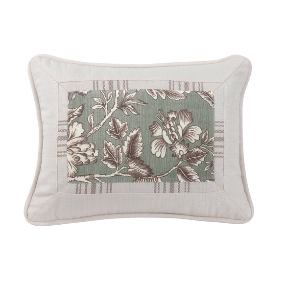 FB4160P2 - Gramercy Printed Olong Pillow