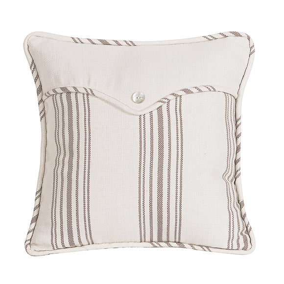 FB4160P4  Gramercy Linen Weave Envelope Pillow