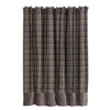 LG1895SC  Whistler Plaid Shower Curtain