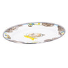 OY06 - Oyster - Enamelware - 12 x 16 Oval Platter by Golden Rabbit
