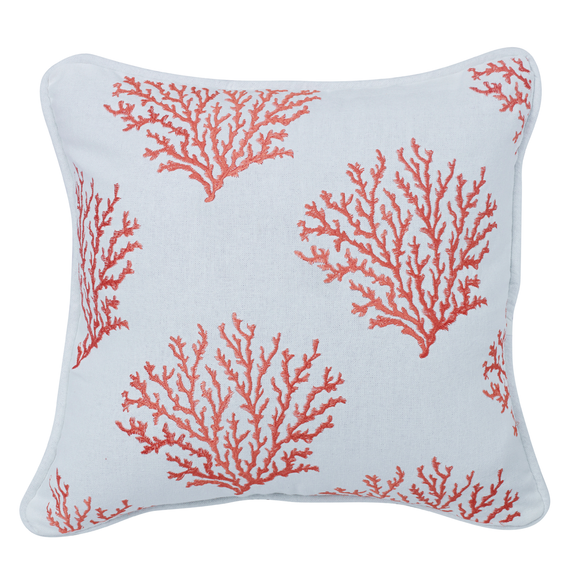 PL6114 Salmon Coral Pillow