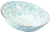 GL18 Sea Glass Swirl Pattern - Catering Bowl by Golden Rabbit