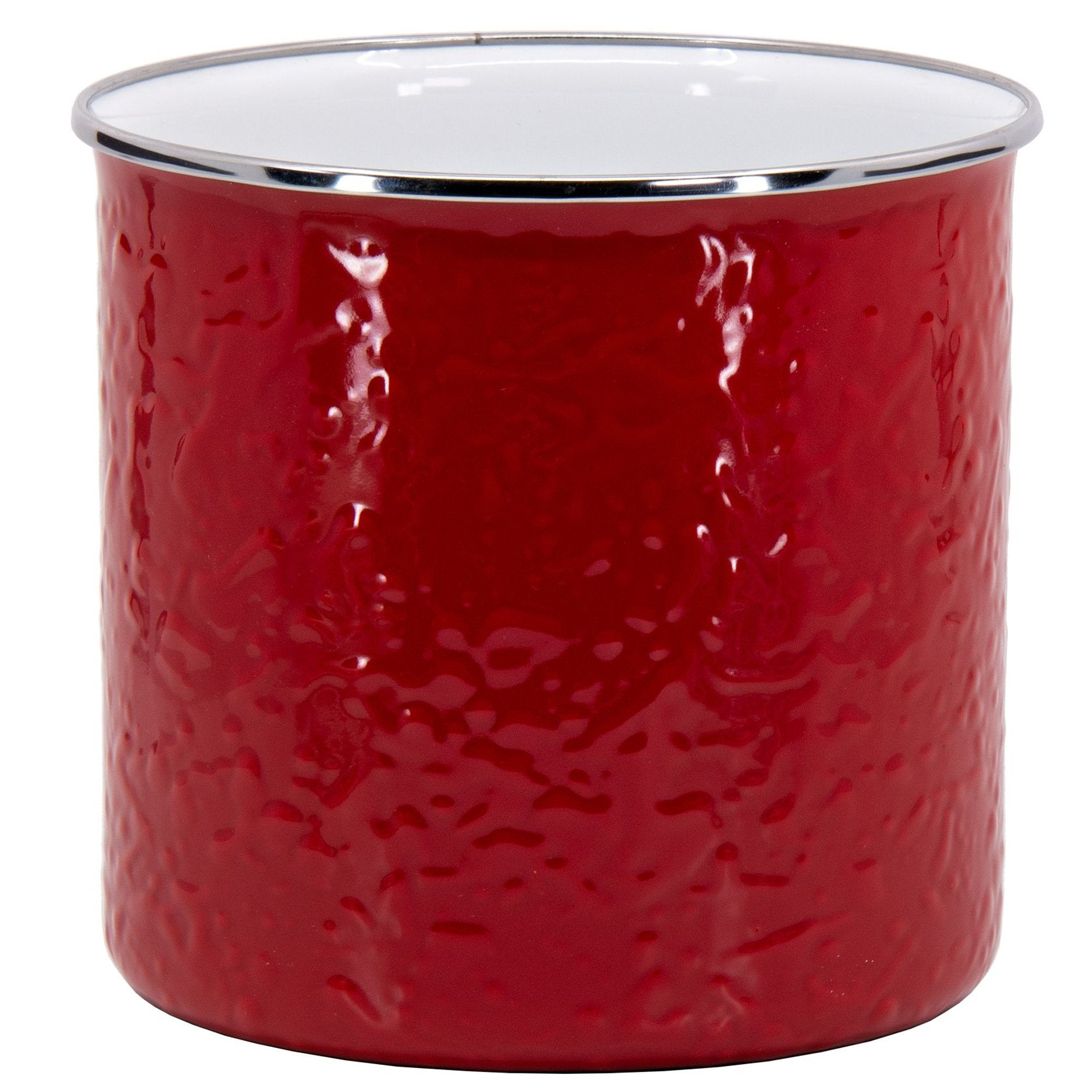 RR34 - Red on Red - Utensil Holder