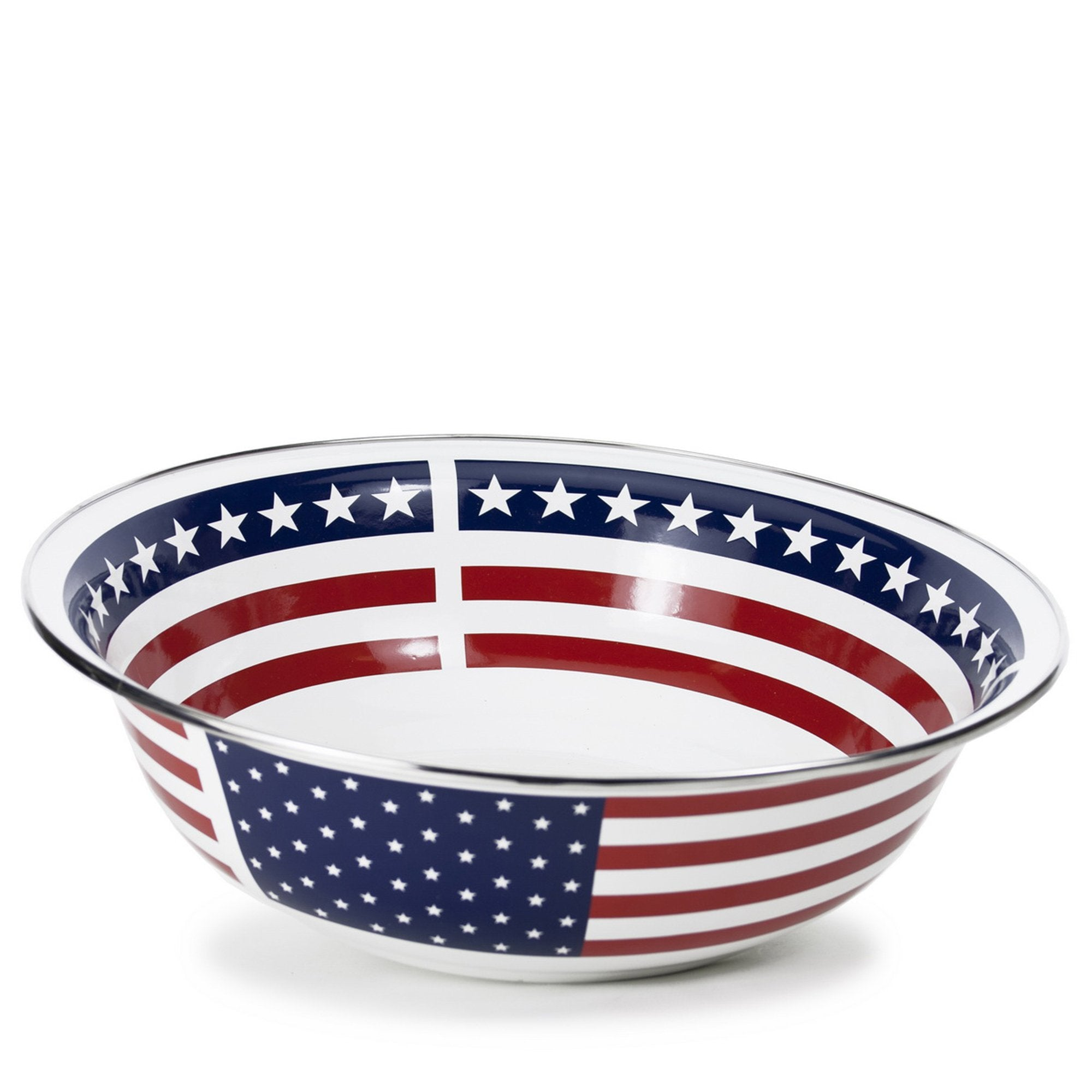 SS03 - Stars & Stripes Serving Basin Product 1