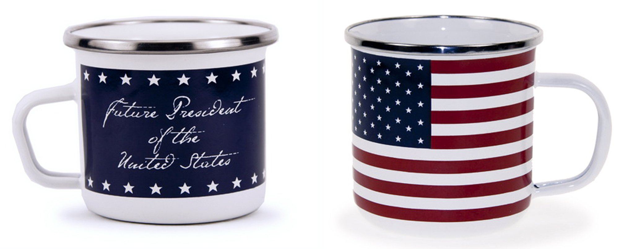 SSP20 - Stars and Strips Pattern - President 4 Ounce Child Mug