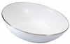 WW18 Solid White Catering Bowl