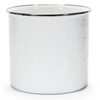 WW34 White on White Texture - Utensil Holder