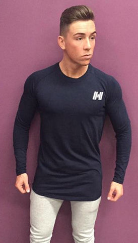 Duraflex Icon Long Sleeve Fit - Blue