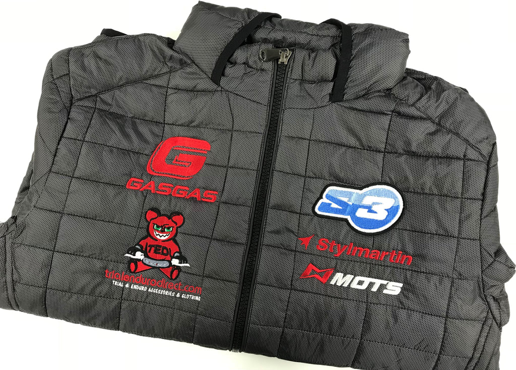 Kick Motorsport Embroidery & Design Service