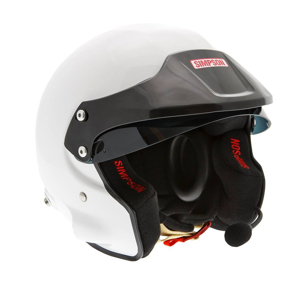 Get an extra 20% off the Simpson Rally Helmet