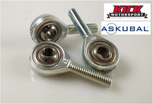 NOW IN STOCK ASKUBAL MOTORSPORT ROD ENDS & BEARINGS