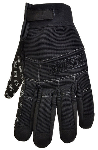 2017 Range Simpson Mechanics Gloves - Wrencher 2