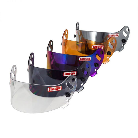 Simpson Devil Ray Helmet Visors