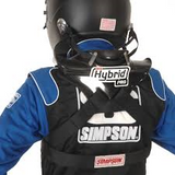 Simpson Hybrid Pro Lite Head & Neck Restraint HANS Device