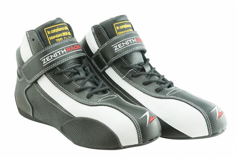 Zenith Racing DB-1 FIA Leather Racing Boots