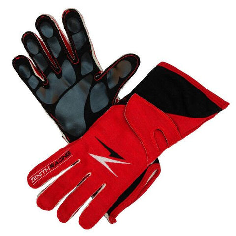 Zenith Racing SP-1 FIA Reverse Seam Driving Gloves