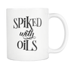 Spiked with Essential Oils Mug