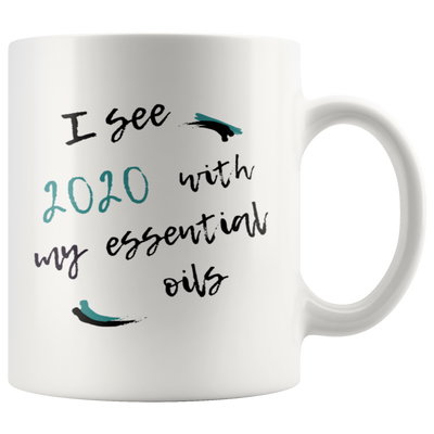 See 2020 with Oils (Color Text Options)
