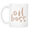 Essential Oil Boss Coffee Mug