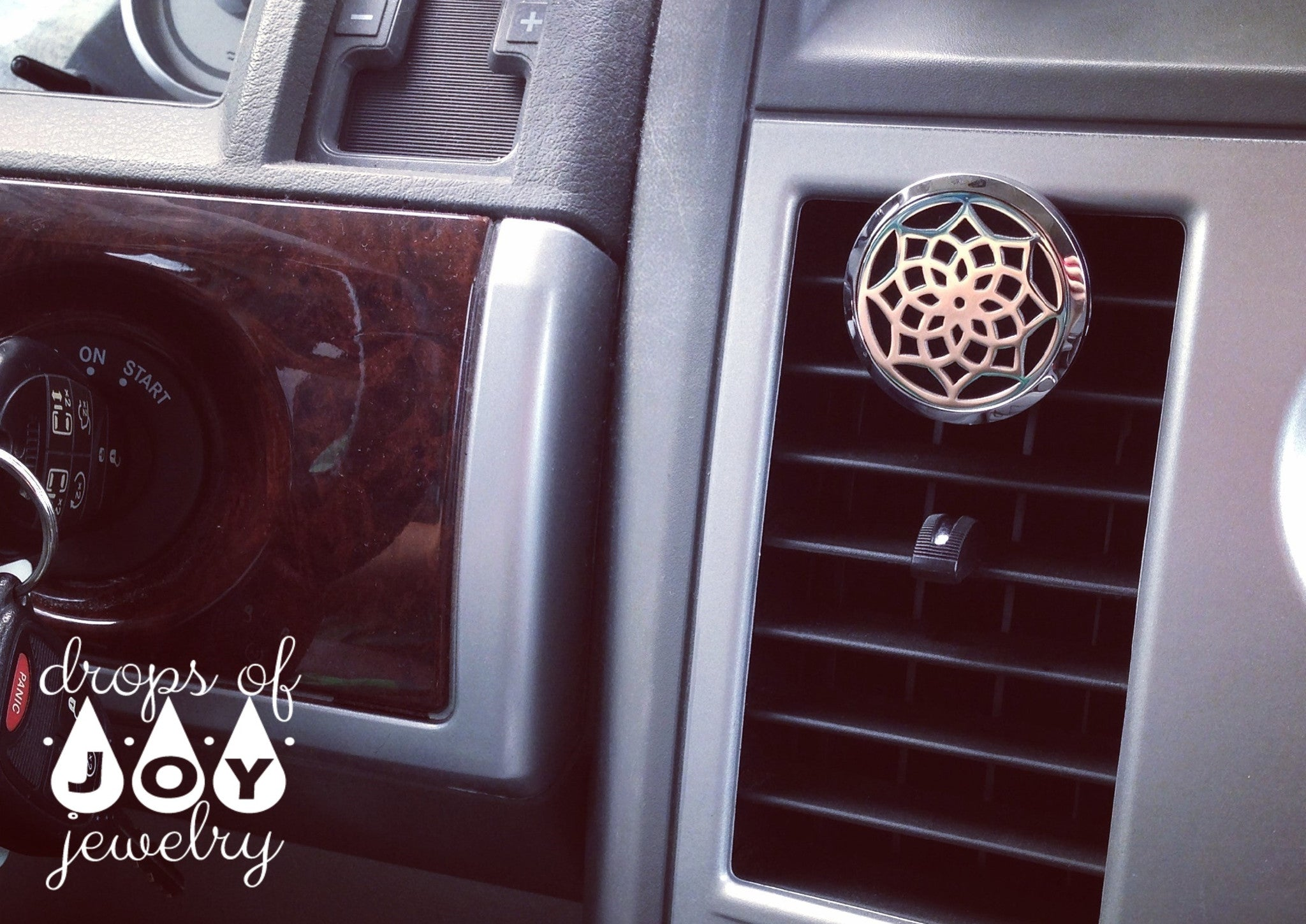 Car Diffuser - Original - Drops of Joy Jewelry - 2