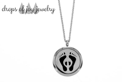 Diffuser Necklace - Generations - Drops of Joy Jewelry - 1