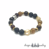 Balanced Lava Stone Diffuser Bracelet for kids