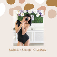 Swimsuit Season + Giveaway