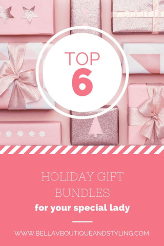 Bella V Boutique Holiday Gift Bundles