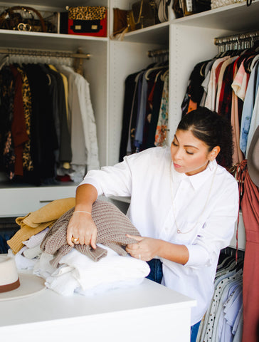 Bella V Boutique Stylist Tips on a Functional Closet System