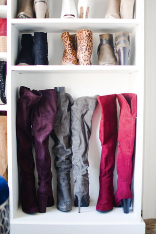 Bella V Boutique Creating a Functional Closet Space