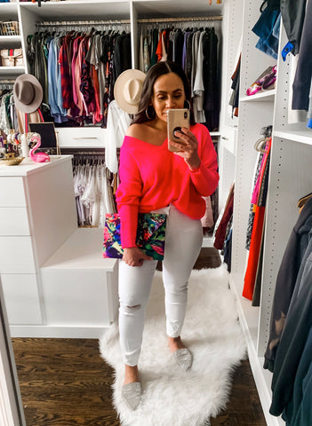 Bella V Boutique Easy Tips on Wearing White Jeans for Spring