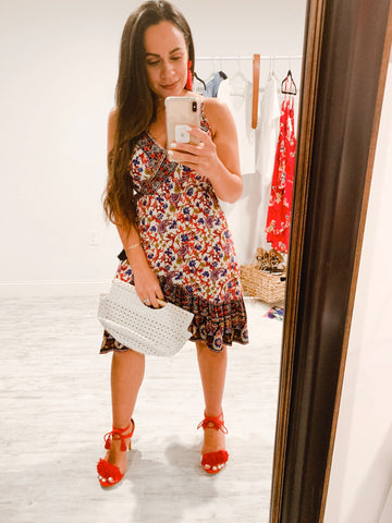Bella V Boutique How to Style a Summer Dress Multiple Ways