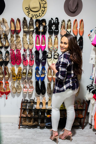 Bella V Boutique Easy Way to Sort Your Shoes