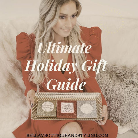 Bella V Boutique Ultimate Gift Guides