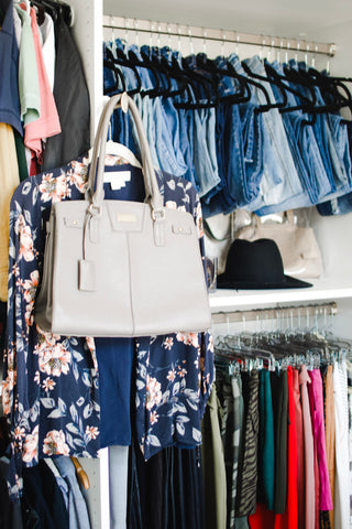 Bella V Boutique Easy Steps To Having a Functional Closet